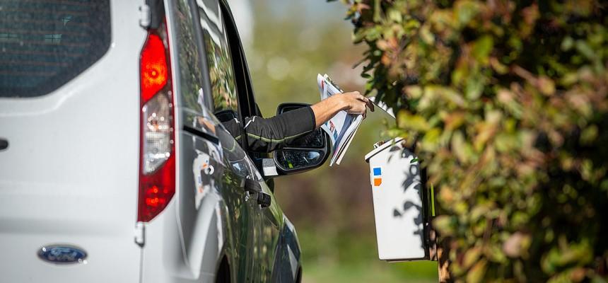 Vi söker postutdelare och tidningsutdelare