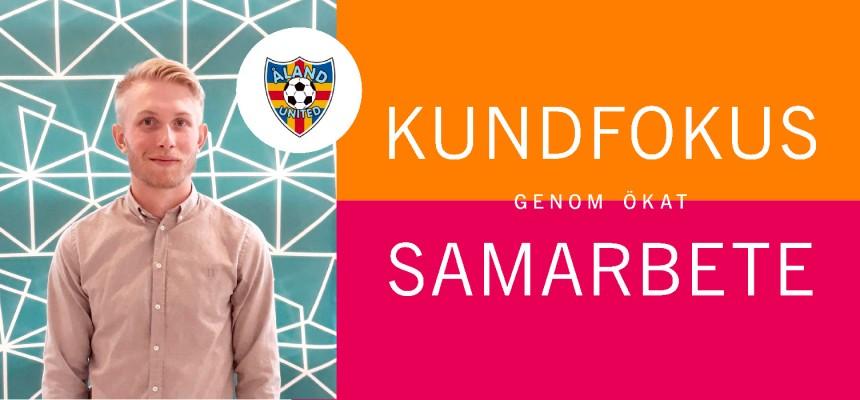 Samuel Fagerholm Åland United