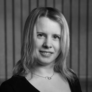 Tulldeklarant Camilla Mattsson